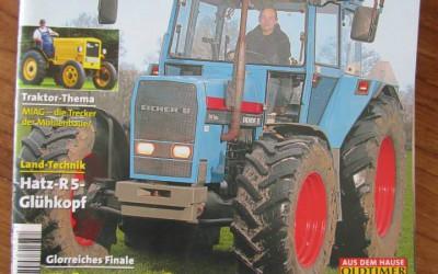 Reportage in Duits tijdschrift
